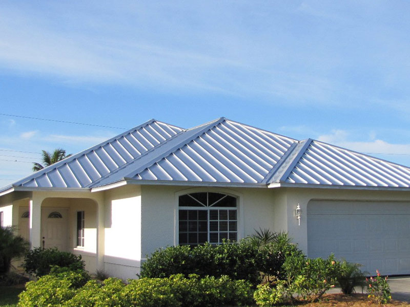 Residential Metal Roof Colors Www Imgkid Com The Image