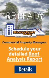 commercial roof analysis